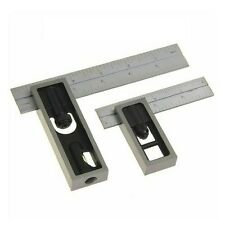 """Igaging precision square set contains both 4"""" and 6"""" squares 34-4466S"""
