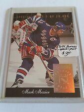 1993-94 Donruss Special Print #O Mark Messier : New York Rangers
