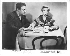 "Cleo Moore Hugo Haas ""Bait"" 1954 orig photo still 8x10"