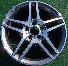 Best PERFECT Genuine OEM Factory AMG Mercedes-Benz E350 E550 18 inch WHEEL 85398