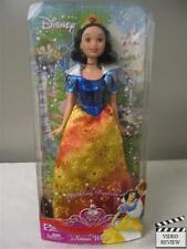 Snow White - Sparkling Princess doll; Disney Princess, Mattel; New