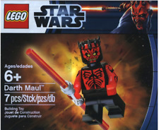 Lego Darth Maul 5000062 Printed Red Arms Polybag Star Wars Minifigure New Sealed