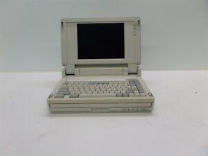 Vintage NEC Pro Speed SX/20 386 Laptop 1MB RAM