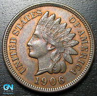 1906 Indian Head Cent Penny  --  MAKE US AN OFFER!  #P8980
