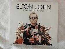 "Elton John ""Rocket Man: Number Ones"" BRAND NEW PROMO CD! NEVER PLAYED!"