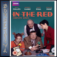 IN THE RED - COMPLETE BBC SERIES ***BRAND NEW DVD***