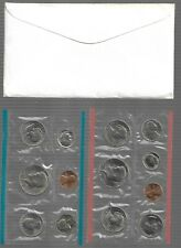 1980 Uncirculated Coin Set w/Envelope HD Scans! Combined Shipping Available!!