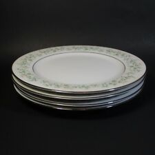 Noritake SAVANNAH Salad Plates Set of 4 Floral Plate 2031