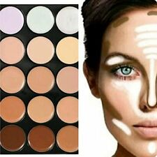 Fashionable Concealer Cream Camouflage Palette / Cover Makeup in 15 Colours