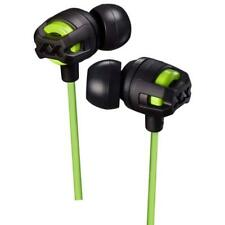 JVC HAFX103M/GREEN 1.2m Xtreme Xplosives In Ear Headphones with Mic & Remote