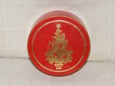 Otagiri Christmas Tree Coaster Set Lacquer Ware