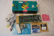 NEC PC-FXGA Dos-V Isa Game Accelerator Card System Retro Gaming