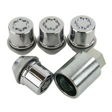 SU Standard Locking Wheel Nuts Set 4 Pieces Key M12x1.5 32.5mm - McGard 24212SU