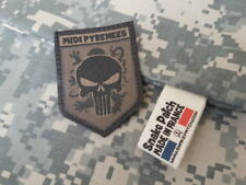 "SNAKE PATCH "" MIDI PYRENEES "" punisher BASSE VISIBILITE OD REGION scratch"