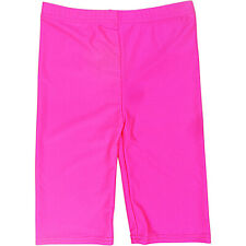 Womens Ladies Lycra Cycling Shorts Dance Running Gym Sports Stretchy Control New