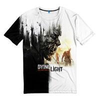 T-shirt fullprint Dying Light