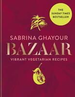Bazaar by Sabrina Ghayour - Vegetarian Cookbook Persian Recipes Book - Hardback