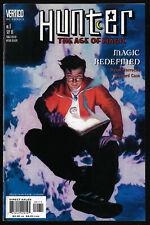 Hunter The Age of Magic #1 2001 Vertigo DC Comics