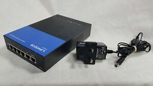 Linksys LRT224 Dual Wan Gigabit Vpn Router with Power Supply ONLY