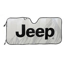 New JEEP Mopar Elite Car Truck Suv Front Windshield Accordion Folding Sun Shade