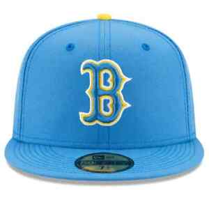 Men's Boston Red Sox New Era Light Blue 2021 City Connect 59FIFTY