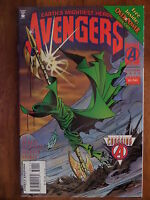 THE AVENGERS #391 VF 1995 Iron Man Thor Captain America Hulk Vision Hawkeye L@@K