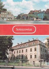 POLAND - POLSKA - SOŚNICOWICE K. GLIWICE - RYNEK - PAŁAC - AUTOBUS AUTOSAN