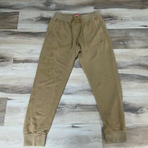 Nike Air Force 1 AF-1 Joggers Winterized Athletic Sweatpant Men Large 925444-245