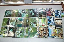 Lot of 1994-95 BONE Comic Images Cards some Foil