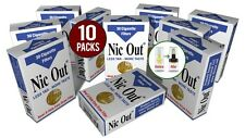 Nic Out Disposable Cigarette Filters 10 Packs = 300 filters. FREE Shipping