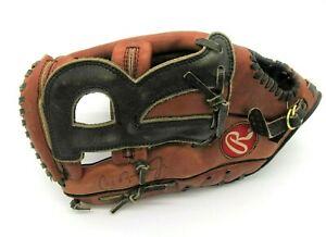 """VTG RBG2131R Rawlings Cal Ripkin Jr 2131 Games Leather 12.5"""" Fastback Holdster"""