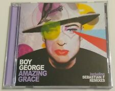 Boy George - Amazing grace Remixes (Maxi-Single, Promo, 13 tracks) 2012 RARE!
