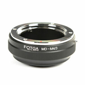 FOTGA Adapter for Minolta MD Lens to Sony E-Mount NEX-7 A9 A7 A7R II A6500 A6600
