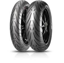 Set di 120/70 zr17 (58w) + 190/55 zr17 (75w) Pirelli Angel GT