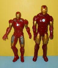 """Marvel Iron Man Avengers Titan 11"""" Figure & 10"""" Talking Play Action Figure"""