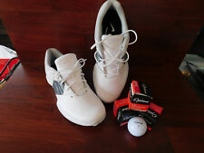 696b6809df9 (SH14) NIKE LADIES GOLF SHOES - Size 6.5 - + 3 Balls