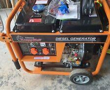 Knapp Wulf Stromgenerator KW 550...