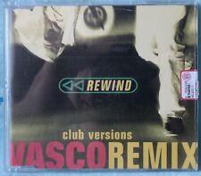 VASCO ROSSI - REWIND CLUB VERSION - VASCOREMIX MOLELLA - 1 CD n.3384