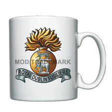 The Royal Dublin Fusiliers Personalised Mug / Cup *