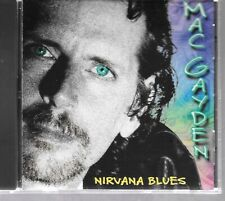 MAC GAYDEN (CD) NIRVANA BLUES Winter Harvest 3305 unplayed Near Mint