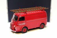 1:18 Norev Peugeot D4A *POMPIERS* red NEW bei PREMIUM-MODELCARS