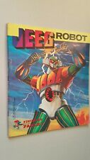 Figurine Jeeg Robot recupero n 240 set completo 1 alla n vendita singola
