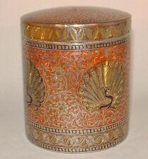 Metal Collectable Tobacco Jars