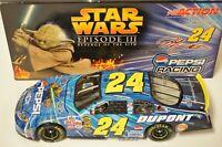 "1/24 Jeff Gordon #24 ""PEPSI / STAR WARS III"" 2005 Diecast Car by Action CWC"