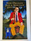 1996 New Orleans Jazz & Heritage Festival Poster Signed (4,371/10,000)