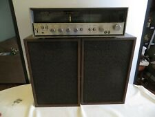 Sony STR-6036A Stereo Receiver with Original Speakers