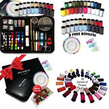 Sewing Kit, Over 130 Diy Premium Sewing Supplies, Mini Sewing Kit, 38 Spools Of