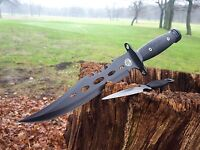 2er Set Bowie Messer Machete Jagdmesser Hunting Knife  Costello Macete Neu