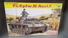 Dragon 6632 German Pz.Kpfw III Ausf.F Scala 1:35