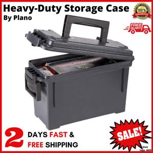 Plano Field/Ammo Box | Heavy-Duty Storage Case for Hunting Shooting Ammunition !